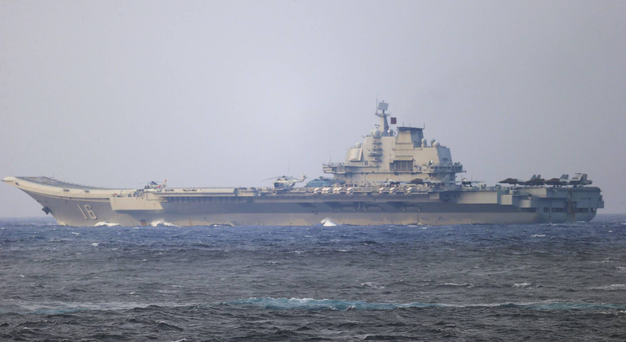 [eMagazine] Thông điệp ngầm của Mỹ trên biển Đông - Ảnh 8.