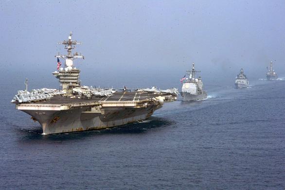 [eMagazine] Thông điệp ngầm của Mỹ trên biển Đông - Ảnh 23.