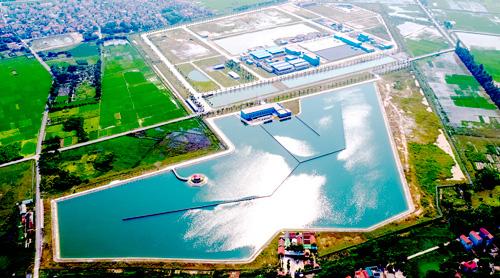 Sau nhiều lùm xùm, nhà máy nước mặt sông Đuống sẽ nâng công suất lên 600.000 m3/ngày - Ảnh 1.