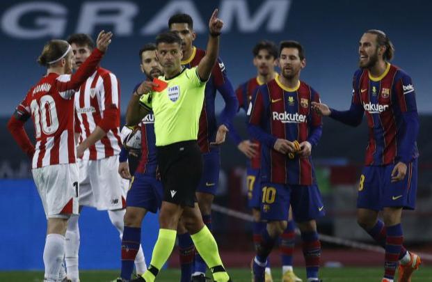 Cúp Nhà vua: 12 phút rực sáng chung kết, Barcelona lên ngôi vô địch  - Ảnh 1.
