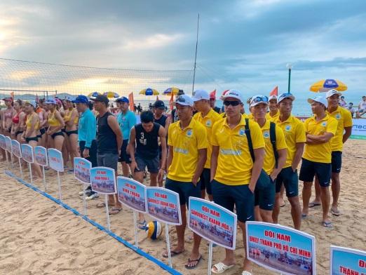 Giải vô địch bóng chuyền bãi biển 4x4 quốc gia: Nam, nữ Sanvinest Khánh Hòa vô địch - Ảnh 2.