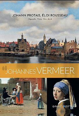Sách về danh họa Johannes Vermeer - Ảnh 1.
