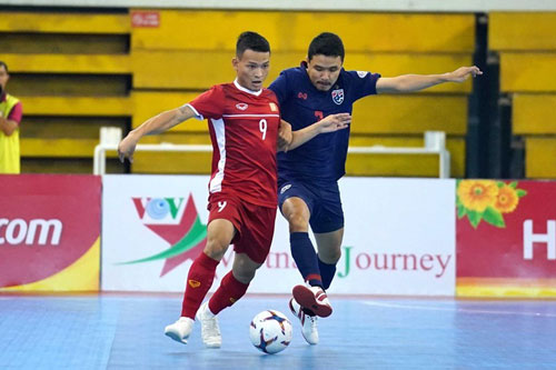 Việt Nam rộng cửa dự Futsal World Cup 2021 - Ảnh 1.