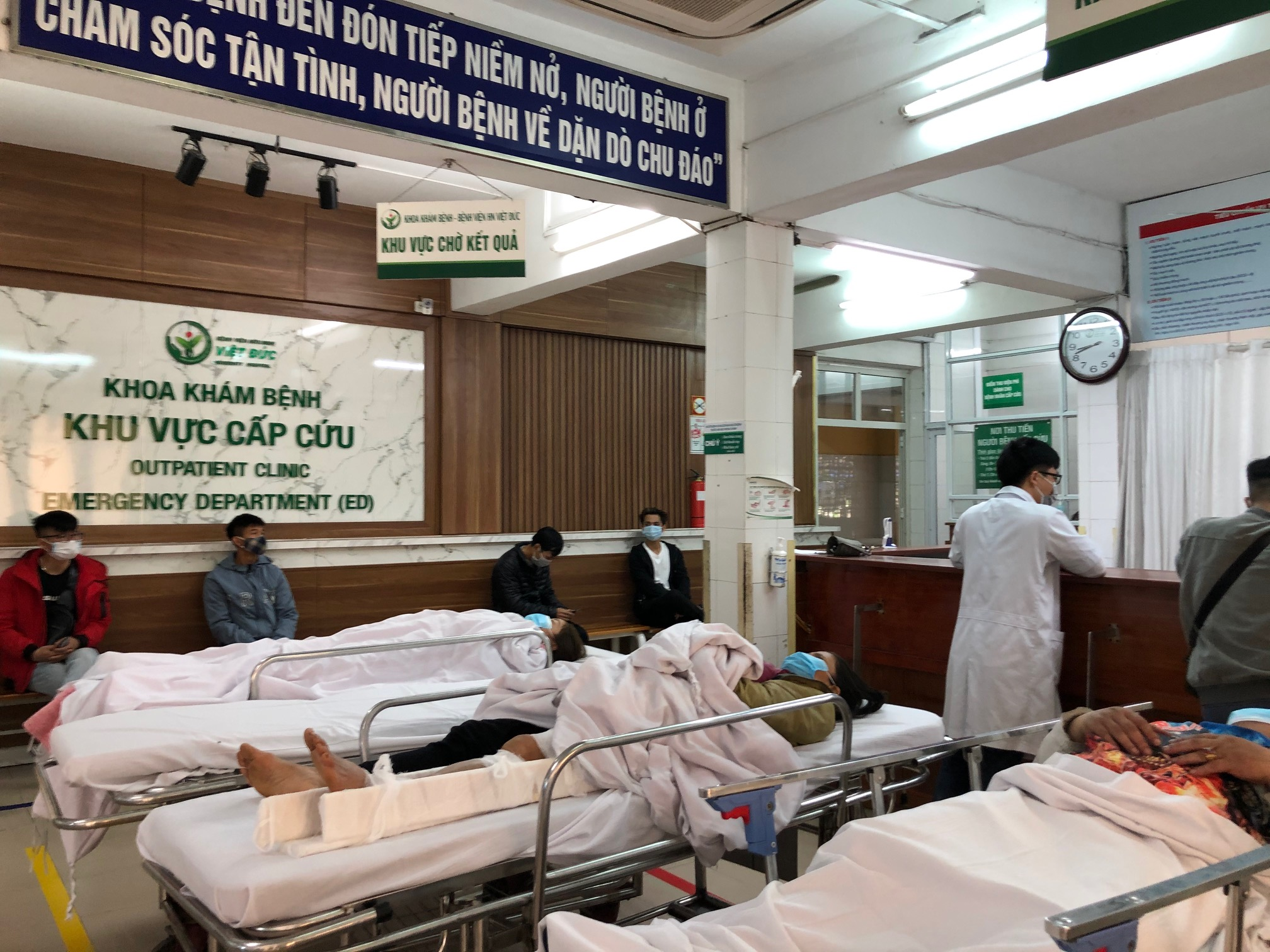 This is the first time Vietnam has a hospital recognized as a training center according to global standards - Photo 2.