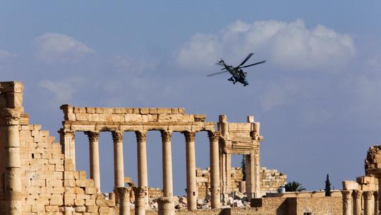 NÓNG: Nga không kích ở Syria, 200 chiến binh khủng bố mất mạng - Ảnh 2.