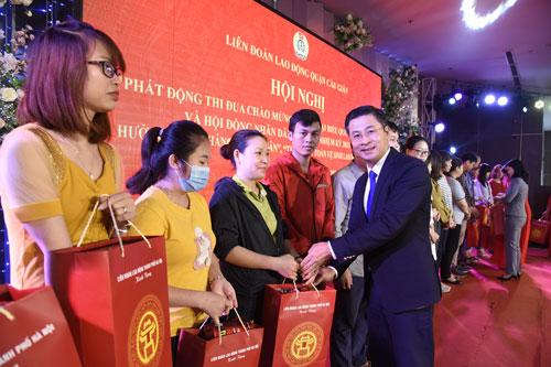 Hà Nội: Phát động đợt thi đua cao điểm - Ảnh 1.