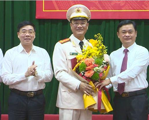 Nghệ An có tân Giám đốc Công an tỉnh - Ảnh 1.