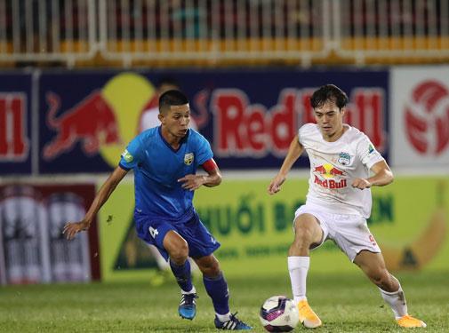 Cúp Quốc gia 2021: B.Bình Dương, Sông Lam Nghệ An bị loại sớm - Ảnh 1.