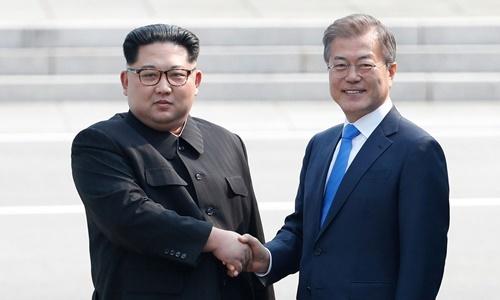 Đổi giọng về ông Donald Trump, Hàn Quốc trông cậy vào Tổng thống Biden - Ảnh 2.