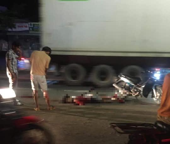 Án mạng kinh hoàng ở Đồng Nai, 2 thanh niên bị chém thương vong - Ảnh 1.