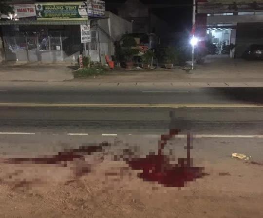 Án mạng kinh hoàng ở Đồng Nai, 2 thanh niên bị chém thương vong - Ảnh 2.