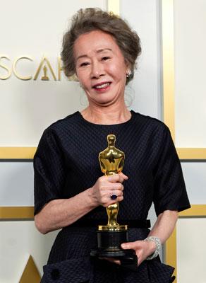 Oscar 2021: Sắc màu châu Á - Ảnh 1.