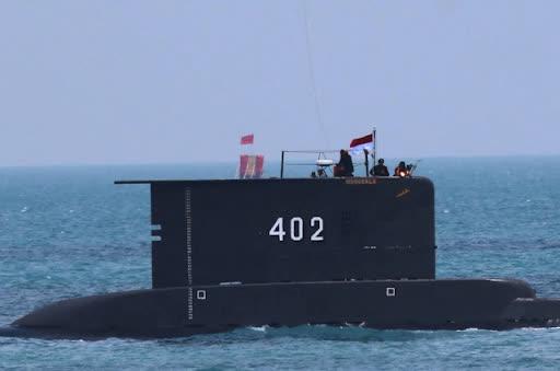 Indonesia công bố giả thuyết mới khiến tàu ngầm chìm nhanh - Ảnh 1.