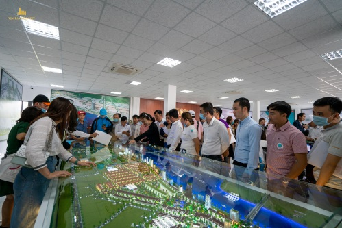 Đột phá trong phát triển đô thị vùng Đông Quảng Nam - Ảnh 2.
