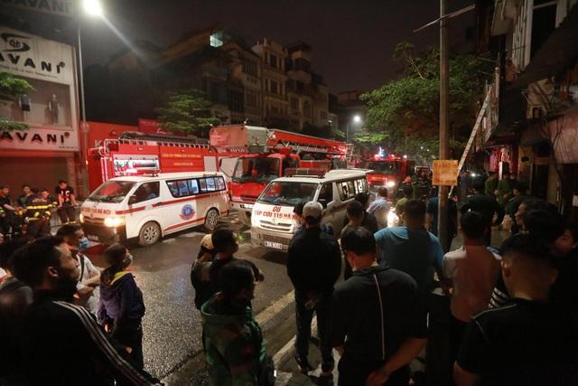 Xác định nguyên nhân vụ cháy cửa hàng bán đồ sơ sinh làm 4 người chết - Ảnh 1.