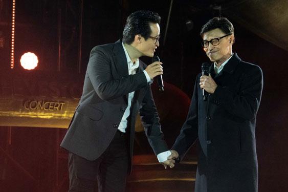 Mô hình live show mới của showbiz Việt - Ảnh 1.