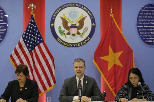 Quan hệ Việt - Mỹ sẽ tiếp tục phát triển - Ảnh 1.