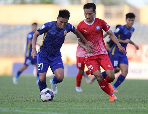 Giải Hạng nhất 2021: Cơ hội để CLB Quảng Nam sửa sai - Ảnh 1.