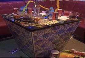 55 dân chơi làm liều trong karaoke ở Đồng Nai - Ảnh 2.