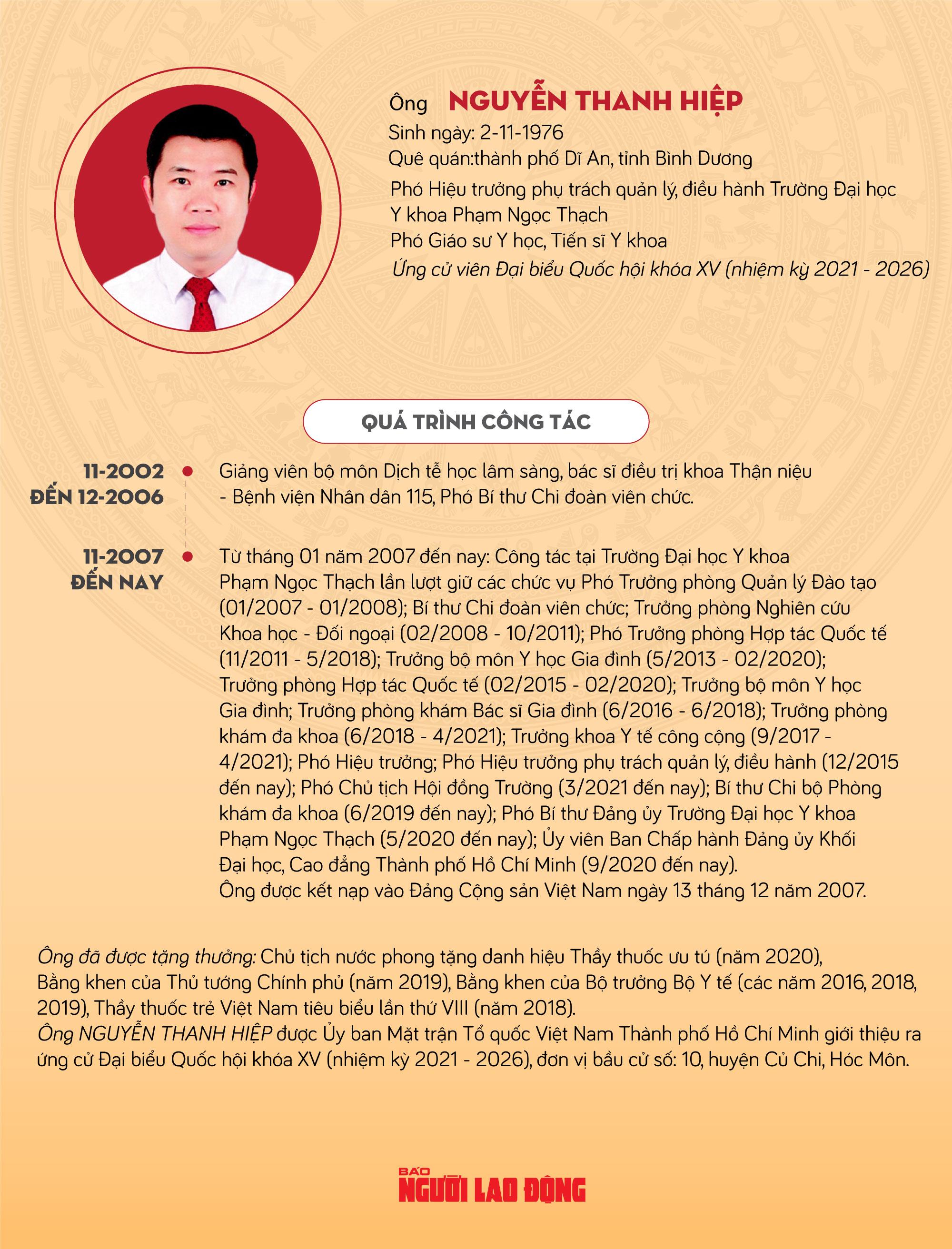 Ông Nguyễn Thanh Hiệp: Nỗ lực chăm sóc sức khỏe ngày càng cao của Nhân dân - Ảnh 1.