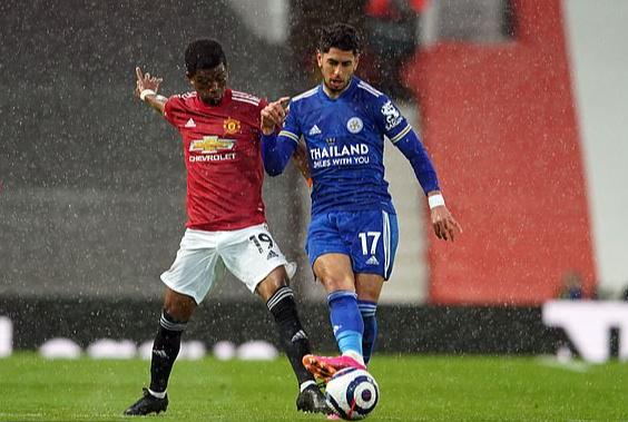 Thua Leicester sân nhà, Man United dâng chức vô địch cho Man City - Ảnh 4.