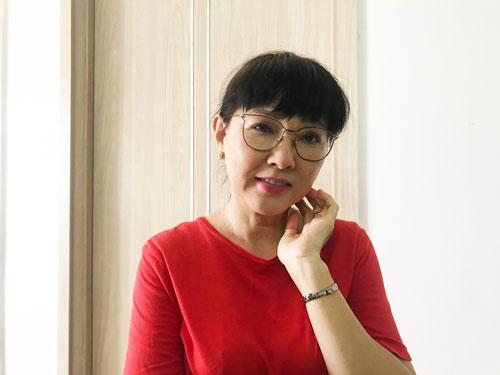 Nghệ sĩ Phương Dung: Làm nghệ thuật phải có nhân cách - Ảnh 2.