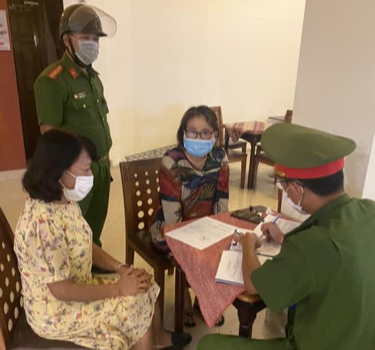 Khách sạn Mường Thanh Huế bị phạt 20 triệu đồng vì vi phạm phòng chống dịch Covid-19 - Ảnh 2.