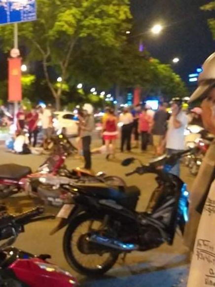 Bàng hoàng lời kể về vụ 4 người thương vong trên đường Điện Biên Phủ, TP HCM - Ảnh 1.