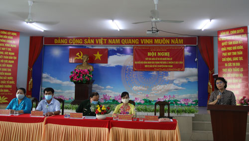 Tập trung phát triển huyện Bình Chánh - Ảnh 1.
