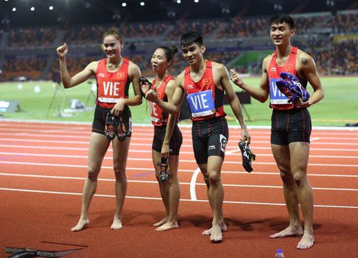 Điền kinh Việt Nam lỡ cơ hội tranh suất dự Olympic Tokyo - Ảnh 1.