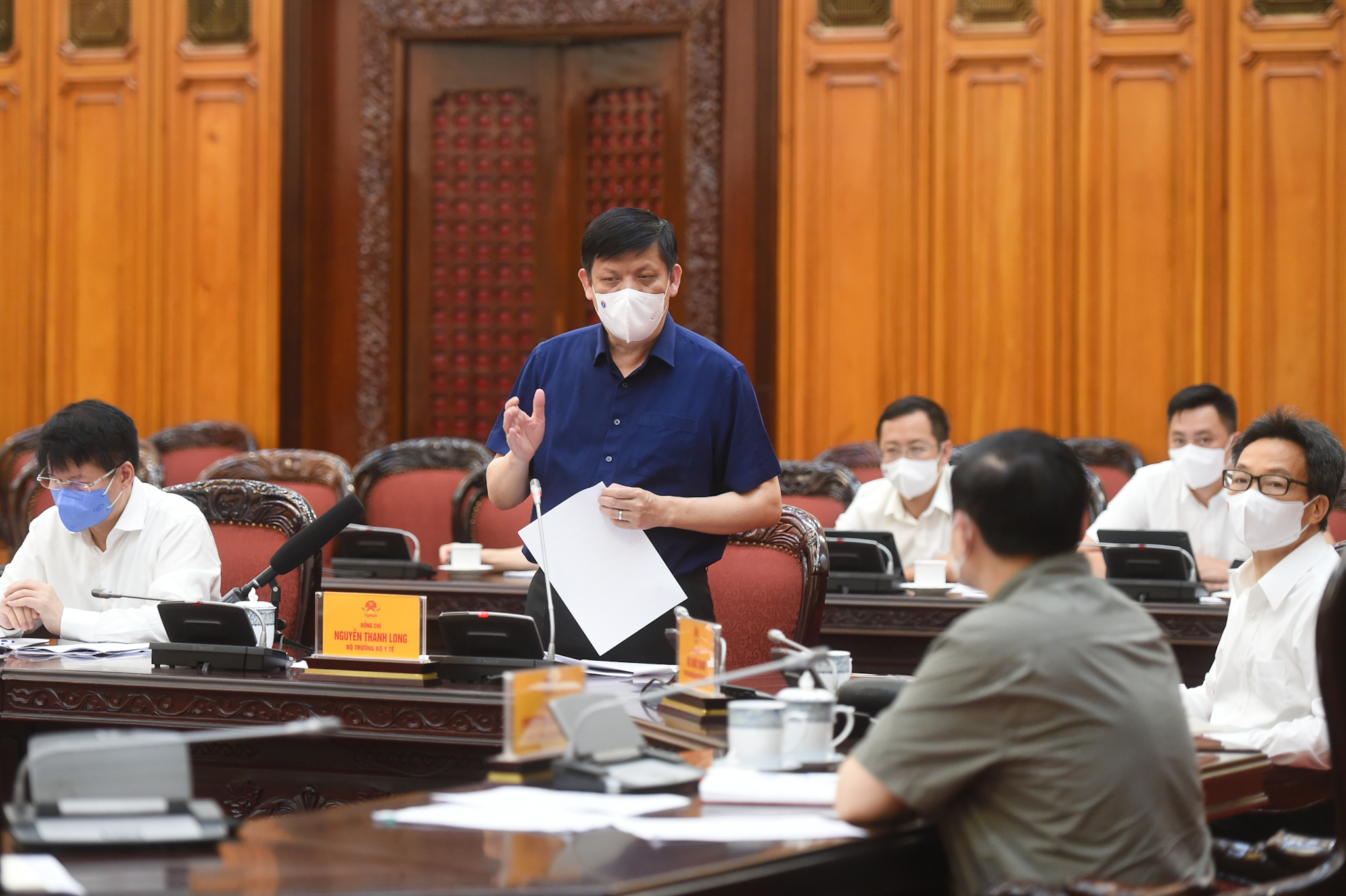 Prime Minister reminded Ba Ria - Vung Tau, Khanh Hoa, Da Nang about the prevention of Covid-19 epidemic - Photo 3.