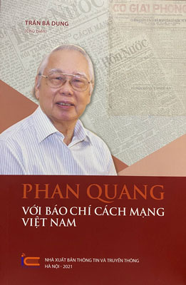 Những điều đáng học ở nhà báo Phan Quang - Ảnh 1.