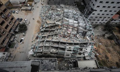 Viện trợ quốc tế đổ về Dải Gaza - Ảnh 1.