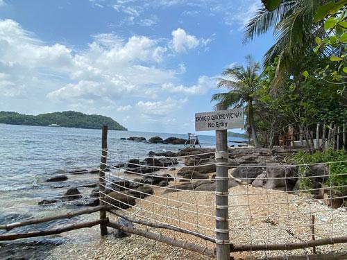 Doanh nghiệp du lịch ngoạm bãi biển - Ảnh 1.