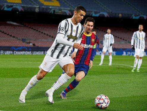 Ronaldo sẽ đầu quân cho PSG? - Ảnh 1.