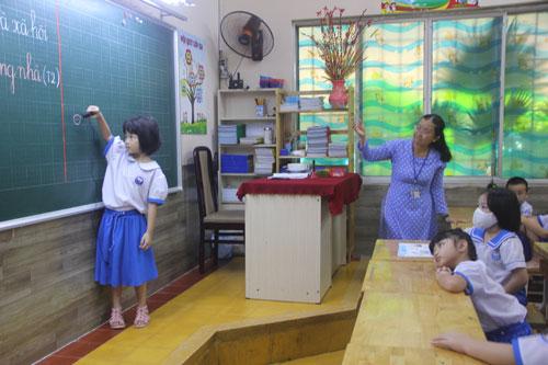 TP HCM: Học sinh lớp 1 đạt kết quả cao - Ảnh 1.