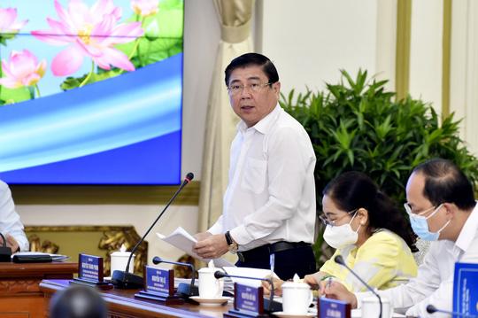 Thủ tướng: Nguồn thu được để lại cho TP HCM phải đầu tư dự án có tính lan toả, kết nối vùng - Ảnh 2.