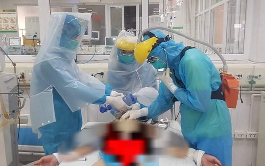 Hơn 4.000 bệnh nhân Covid-19 đang điều trị, 28 trường hợp nguy kịch - Ảnh 1.