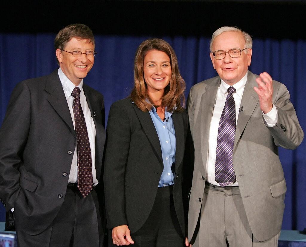 [eMagazine] Cuộc ly hôn ngỡ ngàng của tỉ phú Bill Gates - Ảnh 4.