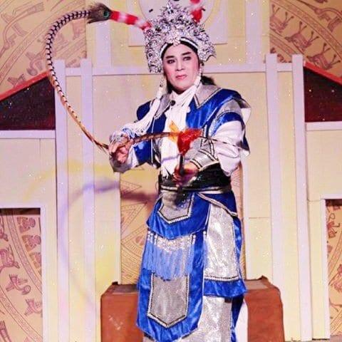 Mai Vàng nhân ái thăm Nghệ nhân Nhân dân Út Tỵ và NSƯT Xuân Quan - Ảnh 6.