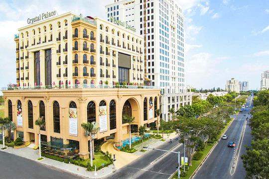 BIDV rao bán khoản nợ hơn 1.000 tỉ đồng của doanh nghiệp ở TP HCM - Ảnh 1.
