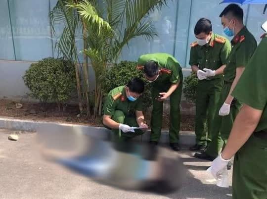 Nữ cán bộ Trung tâm Kiểm soát bệnh tật tỉnh Sơn La rơi từ lầu 7 tử vong - Ảnh 1.