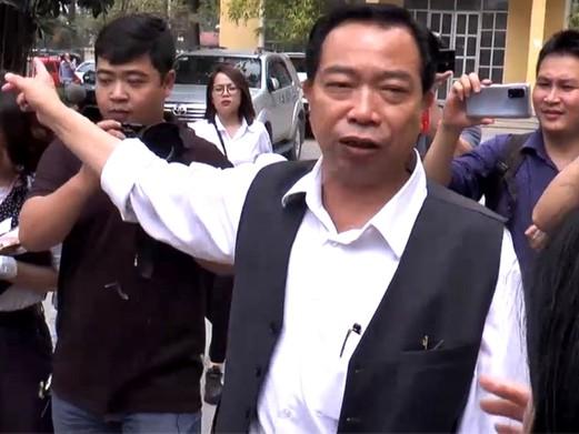 Bộ Y tế hứa xử lý nghiêm vụ ông Vương Văn Tịnh sau khi cơ quan công an điều tra, làm rõ - Ảnh 1.