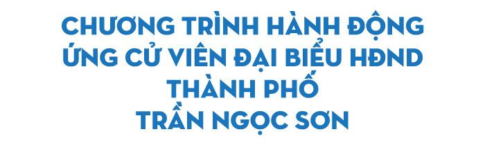 Ông Trần Ngọc Sơn: Thực hiện hiệu quả các chế độ an sinh xã hội và phúc lợi xã hội - Ảnh 2.