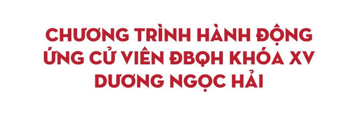 Ông Dương Ngọc Hải: Giám sát công tác cán bộ, chống chạy chức, chạy quyền - Ảnh 2.