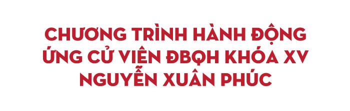 Ông Nguyễn Xuân Phúc: Nỗ lực hết mình phụng sự đất nước, phục vụ Nhân dân - Ảnh 2.