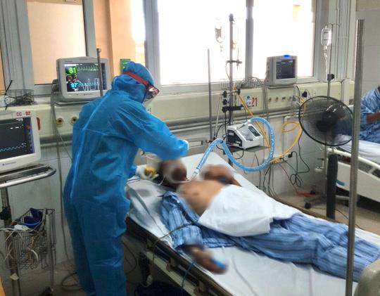 Bệnh nhân Covid-19 thứ 48 tử vong là một nam giới - Ảnh 1.