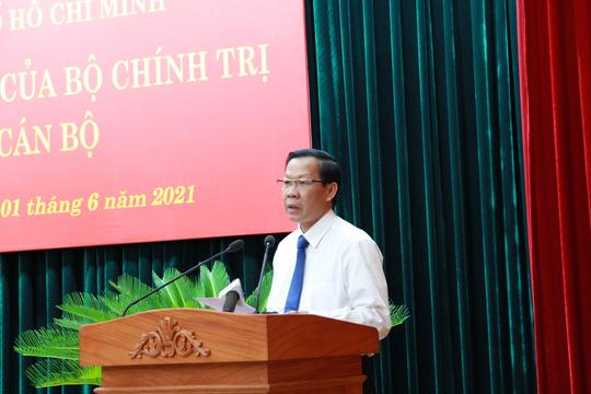 Ông Phan Văn Mãi giữ chức Phó Bí thư Thường trực Thành ủy TP HCM - Ảnh 1.