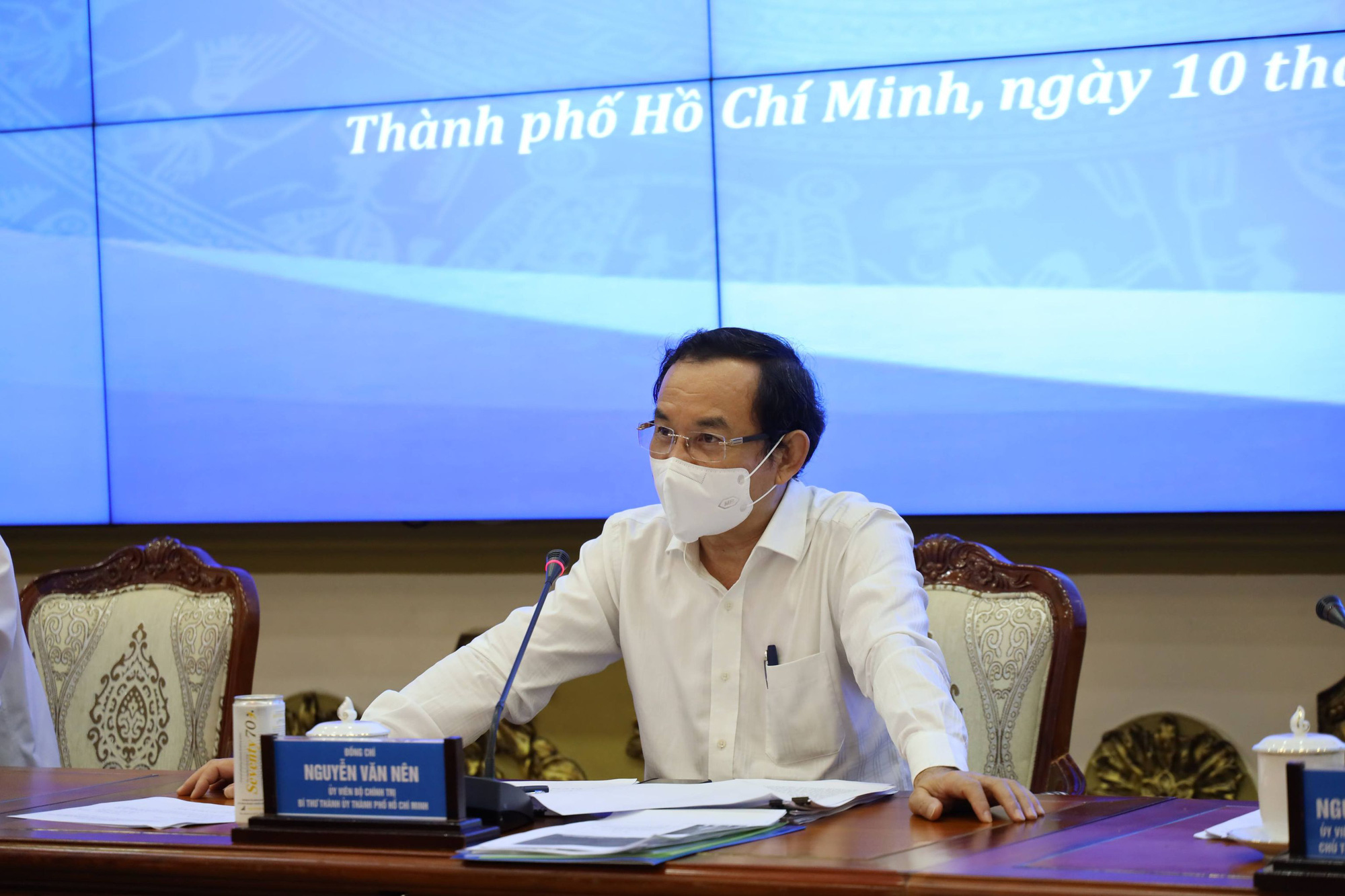 Ho Chi Minh City leaders encourage businesses to increase sourcing of Covid-19 vaccines