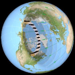 Chiêm ngưỡng nhật thực vòng lửa Bắc Cực xuất hiện khắp thế giới - Ảnh 10.